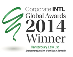 Corporate INTL Global Award 2014